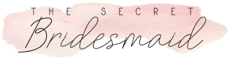 The Secret Bridesmaid Logo